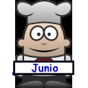 Menú de Junio
