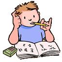 Haciendo los deberes